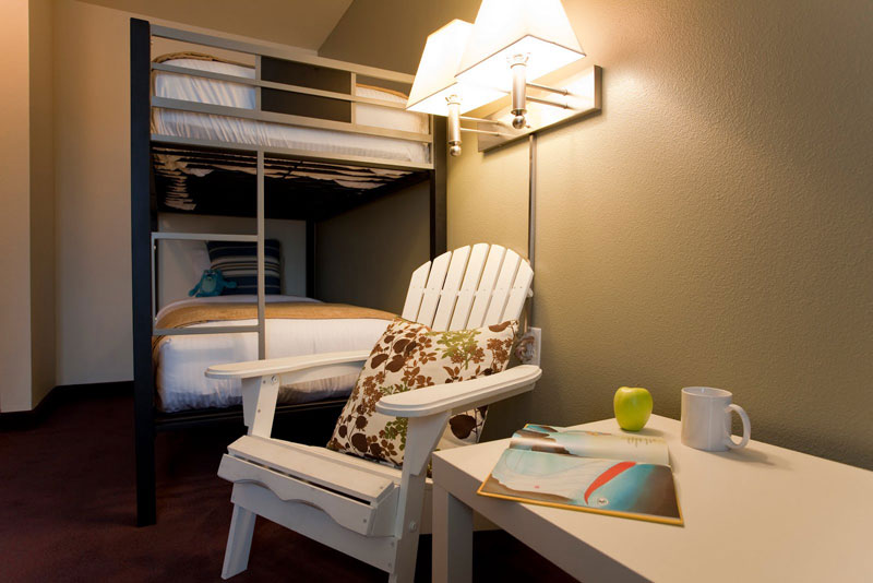 Kid Friendly Bunk Beds