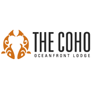 logo for the coho oceanfront lodge